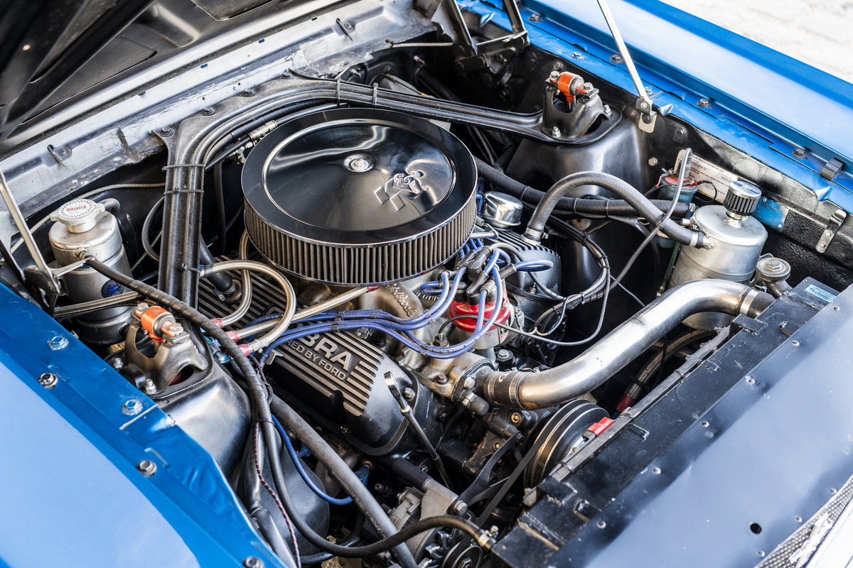 1965 FORD MUSTANG FIA For Sale (picture 4 of 6)