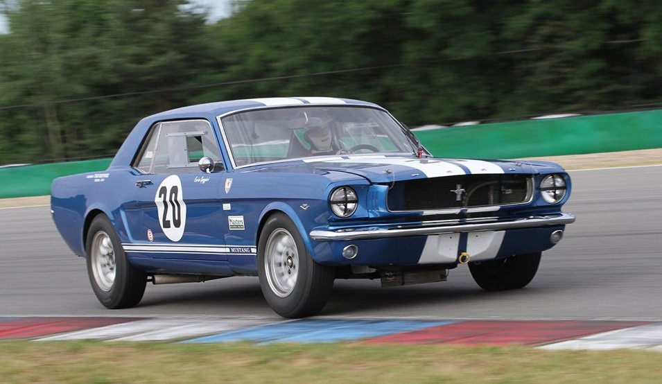 1965 FORD MUSTANG FIA For Sale (picture 6 of 6)