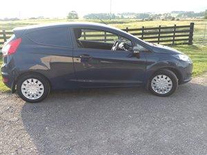 2014 Ford fiesta van For Sale
