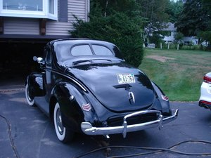 1940 Ford Coupe (Rockport, ME) $41,500 obo For Sale