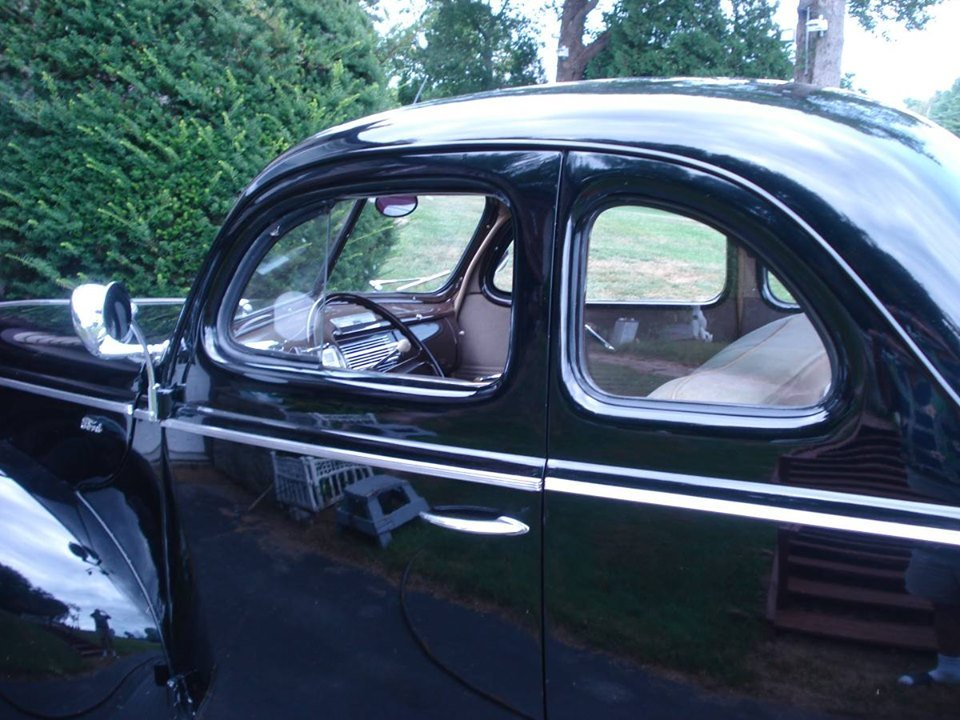 1940 Ford Coupe (Rockport, ME) $41,500 obo For Sale (picture 2 of 5)