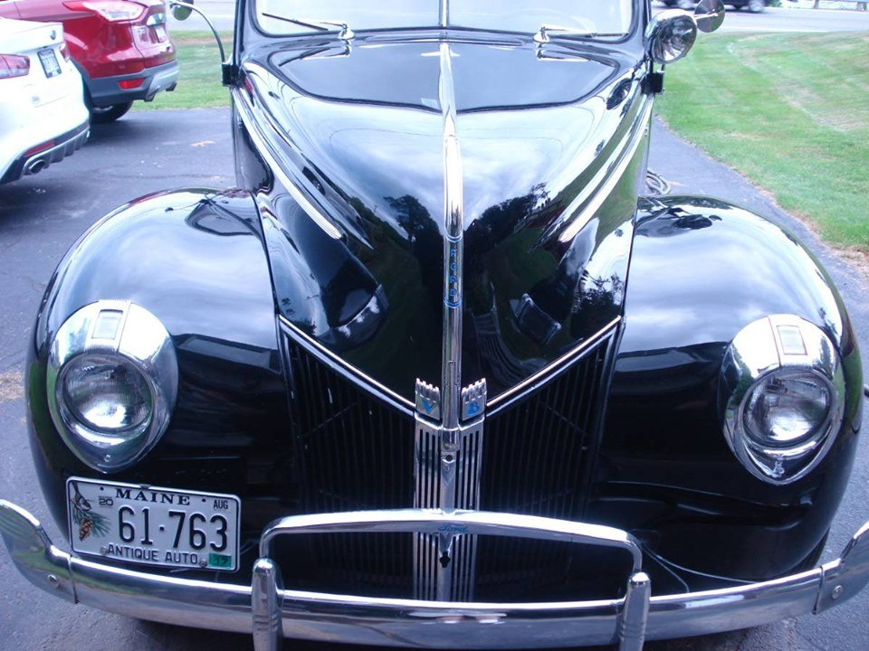 1940 Ford Coupe (Rockport, ME) $41,500 obo For Sale (picture 4 of 5)
