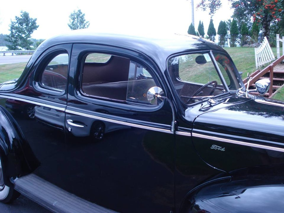 1940 Ford Coupe (Rockport, ME) $41,500 obo For Sale (picture 5 of 5)