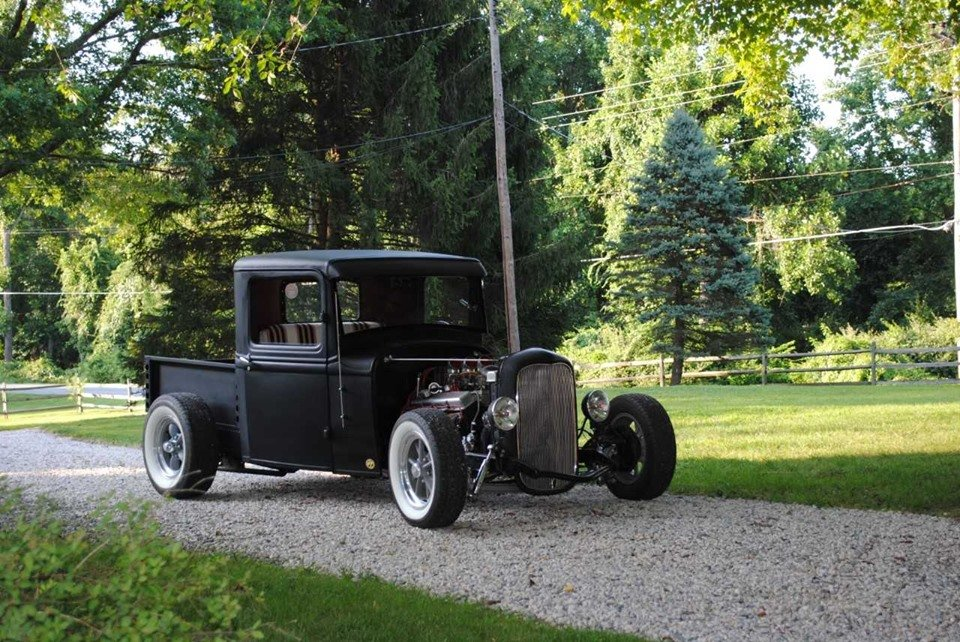 1932 Ford All Steel Pickup (Parkton, MD) $27,500 obo For Sale (picture 1 of 6)
