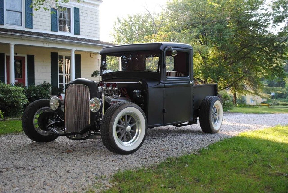 1932 Ford All Steel Pickup (Parkton, MD) $27,500 obo For Sale (picture 4 of 6)