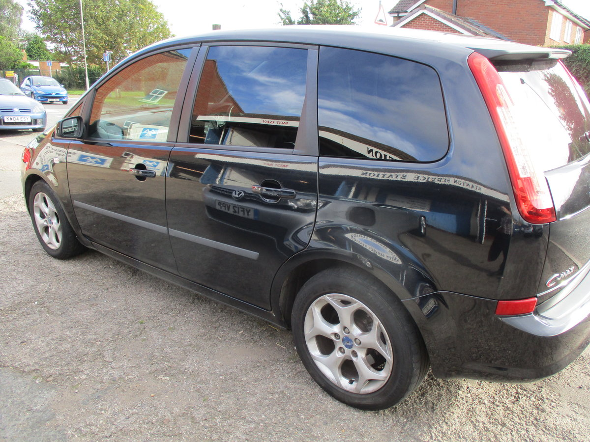 1695 C MAX WITH A NEW MOT 1600cc PETROL SUV USEFULL VEHICLE For Sale (picture 2 of 6)
