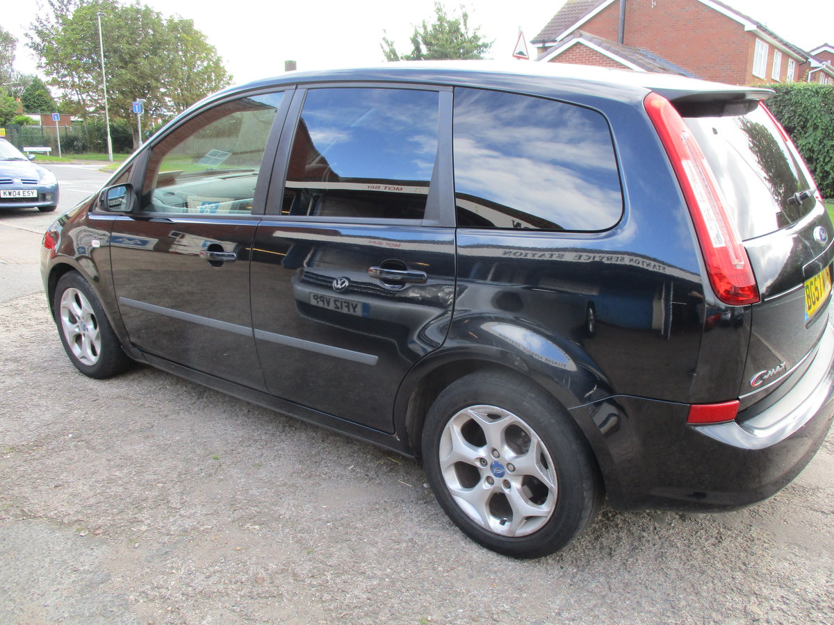 1695 C MAX WITH A NEW MOT 1600cc PETROL SUV USEFULL VEHICLE For Sale (picture 4 of 6)