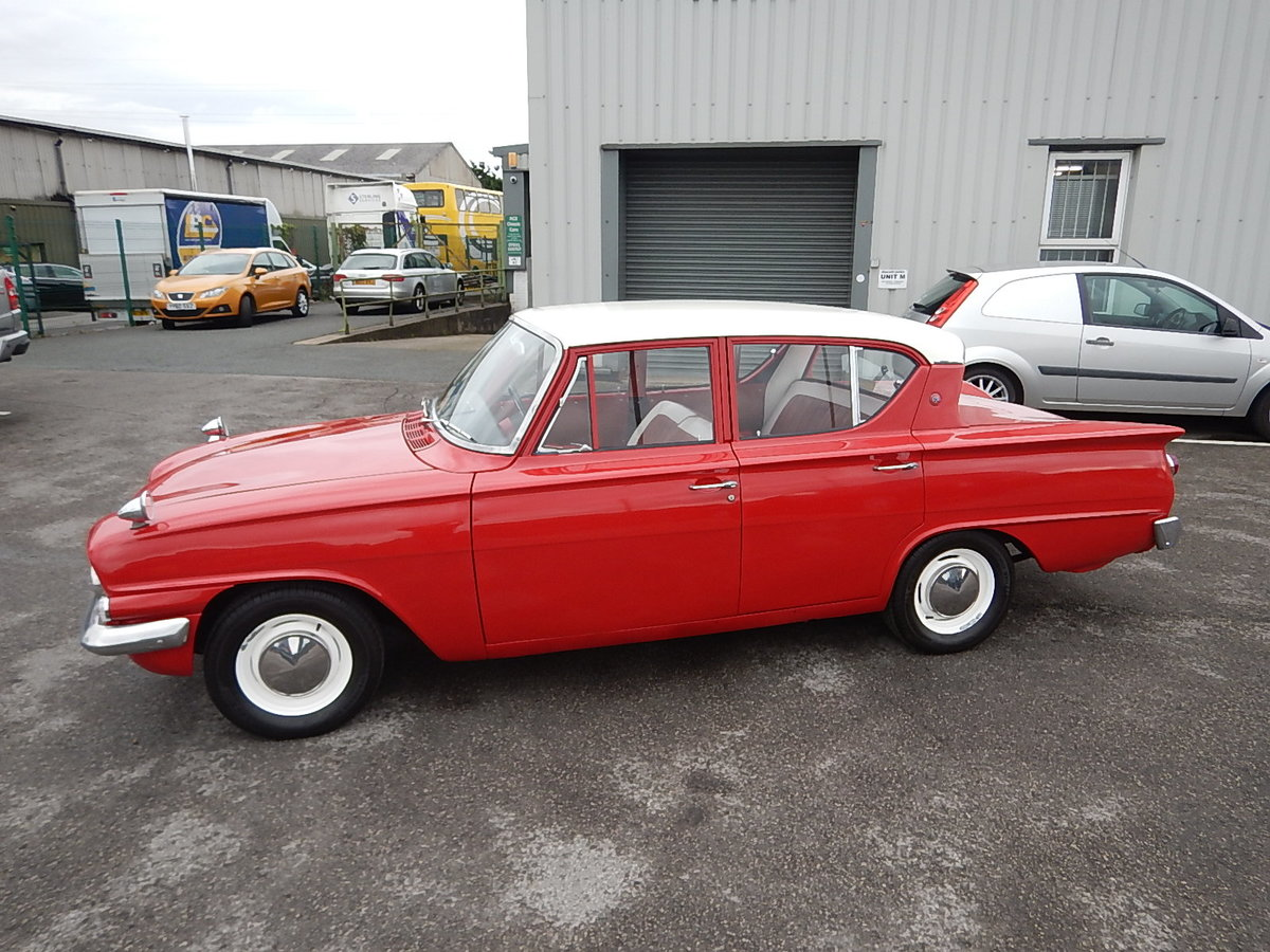1961 FORD CONSUL CLASSIC Four Door Saloon SOLD (picture 1 of 6)