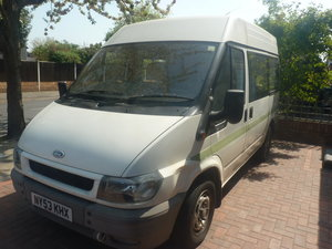 2004 Ford Transit Registered Motorhome 2.0L Deisel For Sale