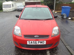 2006 Ford FIESTA. Amazing Value for money. SOLD
