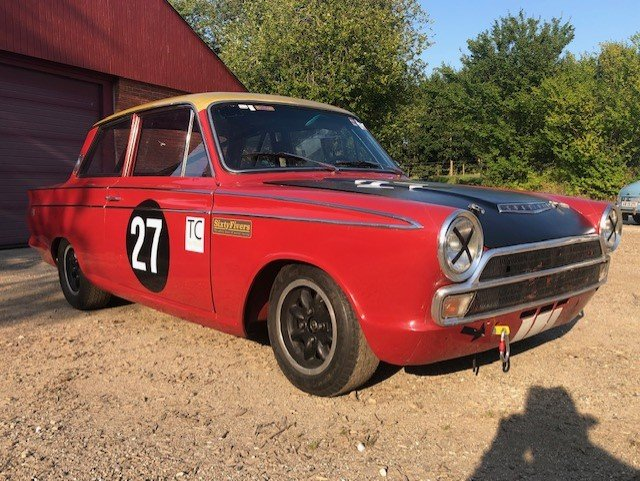 1965 Ford Cortina 1500GT Mk1 For Sale (picture 2 of 6)