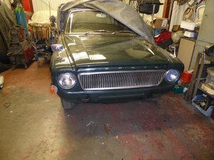 1966 Ford zephyr 4 date of registration  For Sale