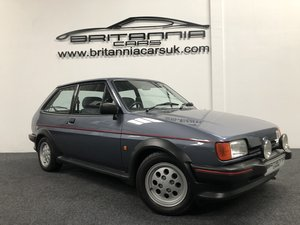 1988 Ford Fiesta - THE BEST IN THE WORLD? For Sale