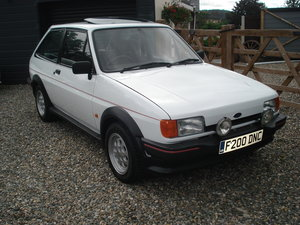 1988 Ford fiesta xr2 For Sale