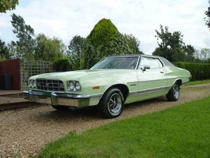 1973 Ford Gran Torino Original car absolutley beautiful For Sale