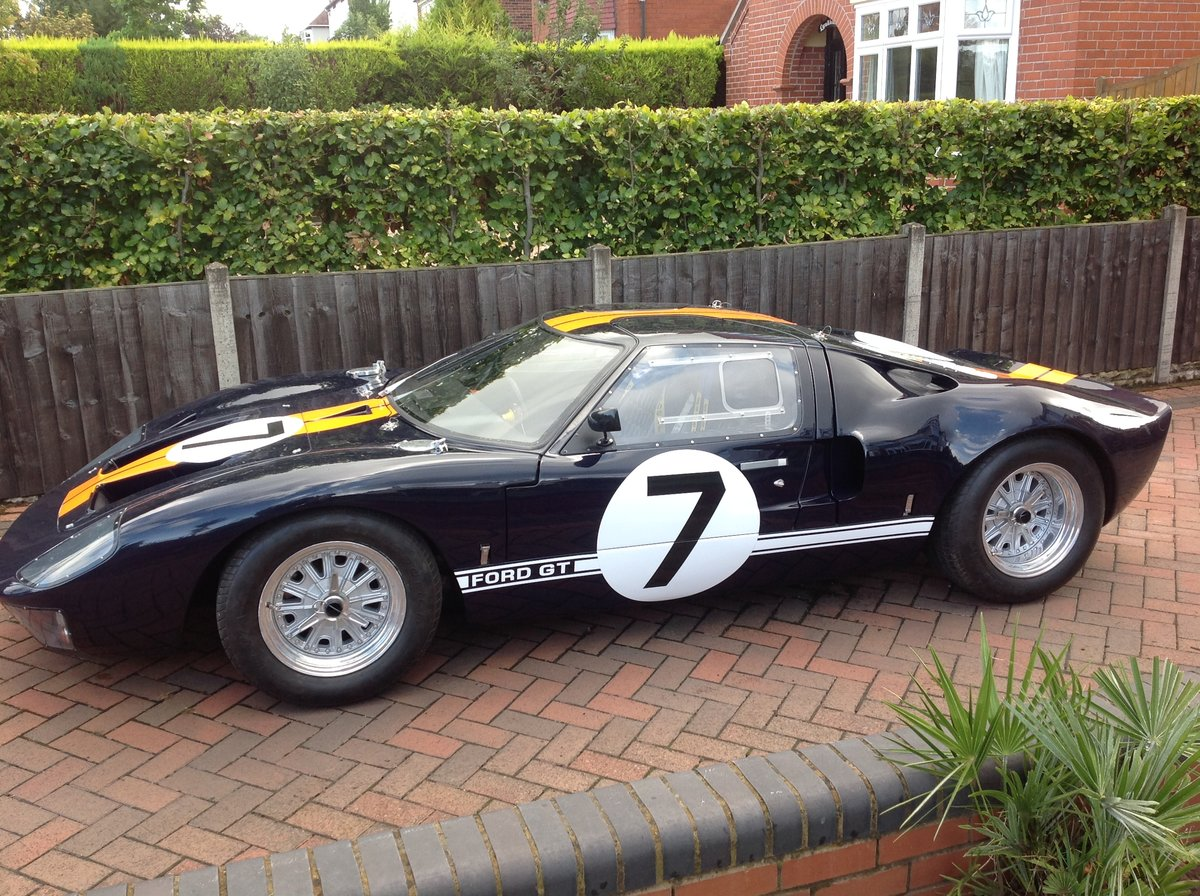1972 FORD GT40.  MK1 C TYPE CHASSIS  For Sale (picture 1 of 6)