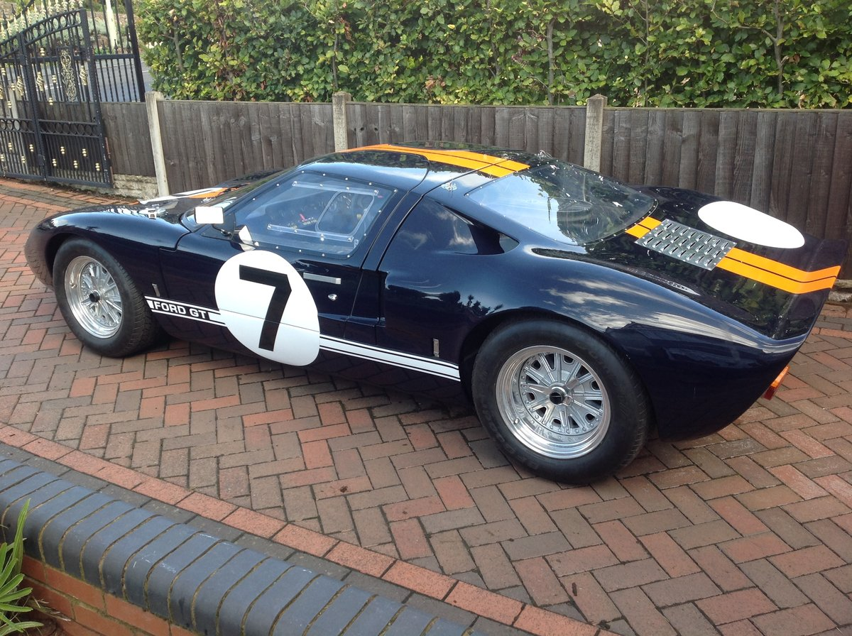 1972 FORD GT40.  MK1 C TYPE CHASSIS  For Sale (picture 3 of 6)