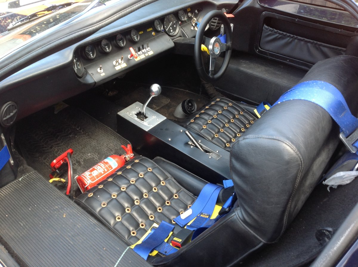 1972 FORD GT40.  MK1 C TYPE CHASSIS  For Sale (picture 5 of 6)