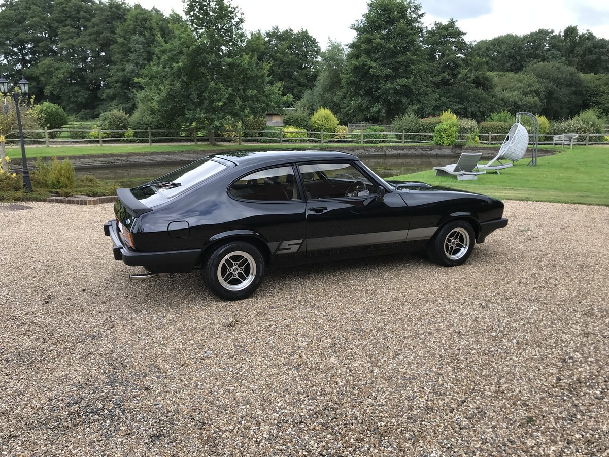1981 Ford Capri 3.0s For Sale (picture 1 of 6)