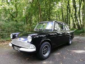 1967 Ford Anglia 123E 1600 XFlow For Sale