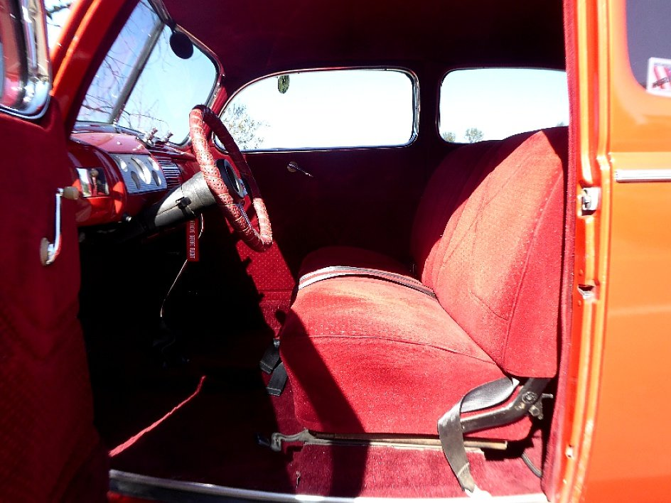 1940 Ford 2 Door Coupe All Steel 350(~)350 AC mods $29.5k For Sale (picture 3 of 6)