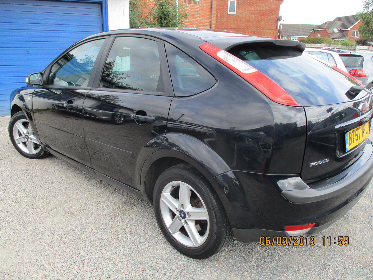 2007 GOOD SOUND DRIVER FOCUS 2LTR  PETROL 5 DOOR NEW MOT For Sale (picture 3 of 6)