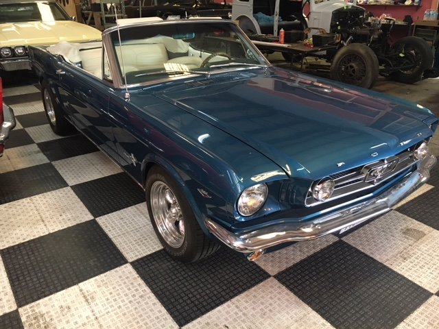 1965 1964 5 Mustang Convertible GT Tribute Price Drop For