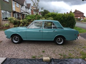 1968 Ford Cortina mk2 1600 GT series 1 For Sale