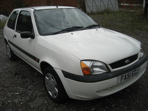 2002 Ford Fiesta 1.3 19000 miles only from new For Sale