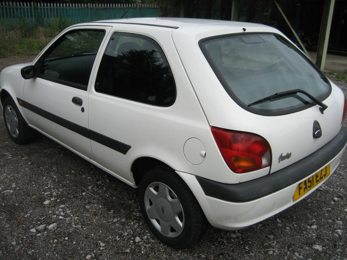 2002 Ford Fiesta 1.3 19000 miles only from new For Sale (picture 3 of 6)