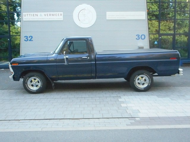 1978 FORD USA F150 CUSTOM PICK-UP For Sale (picture 6 of 6)