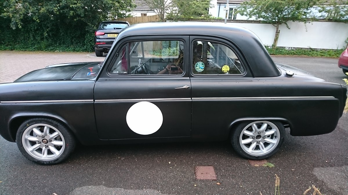1959 Ford Popular 100e 2litre Fast Road/Hillclimb/Track For