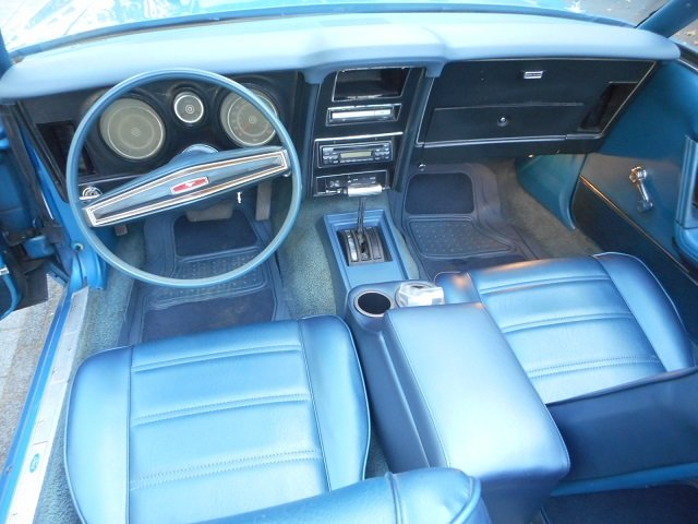 1972 FORD MUSTANG 4.9 V8 Convertible For Sale (picture 3 of 6)