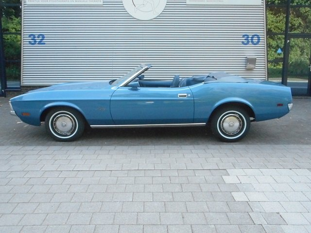 1972 FORD MUSTANG 4.9 V8 Convertible For Sale (picture 6 of 6)
