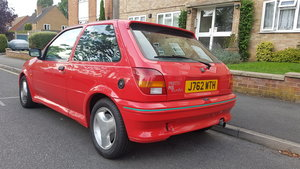 1991 Ford Fiesta RSTurbo, 12 months MOT, recent service For Sale