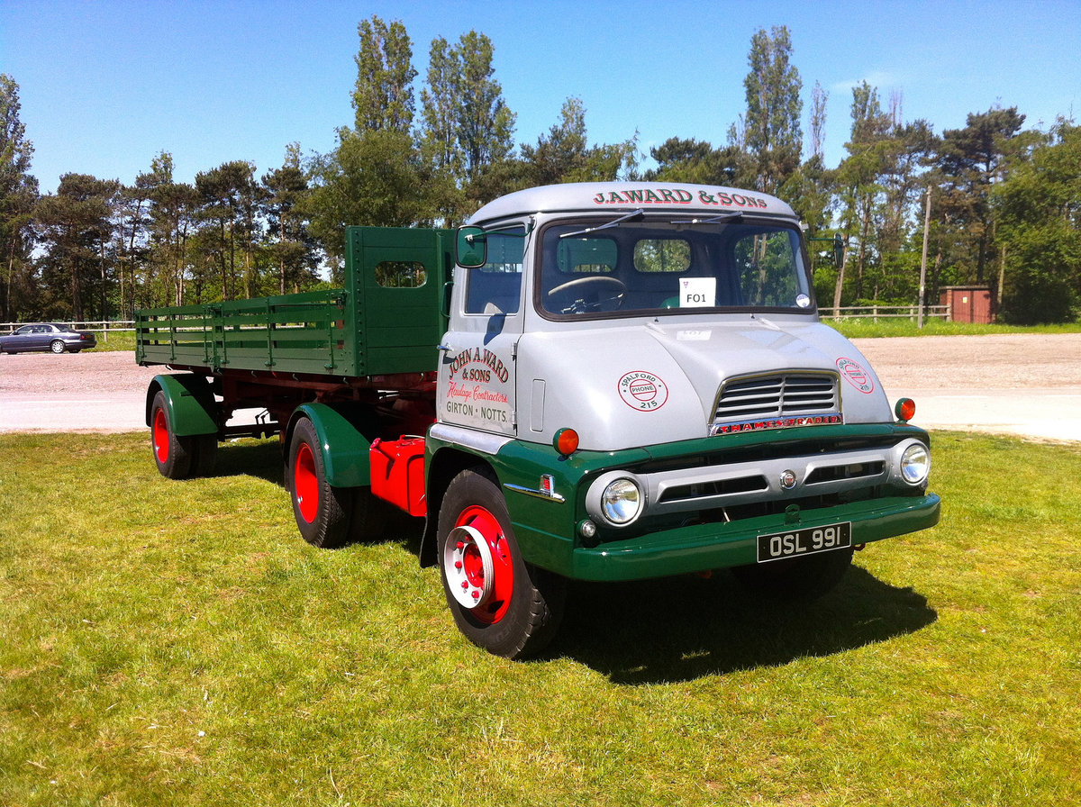 1959 Ford Thames Trader Artic For Sale (picture 1 of 6)