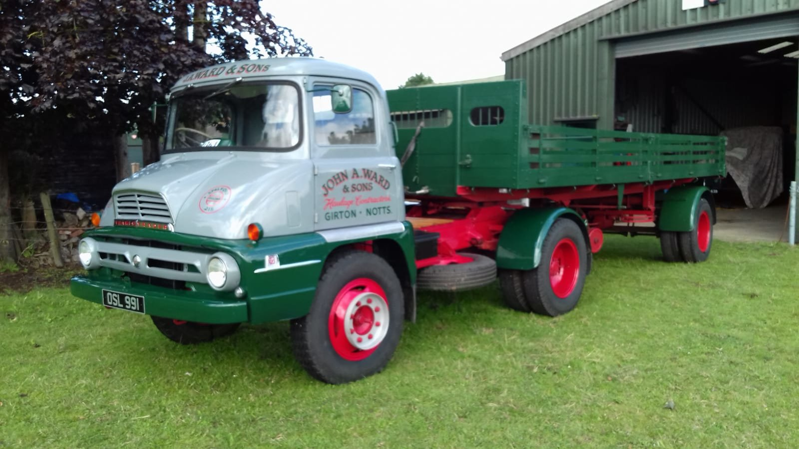 1959 Ford Thames Trader Artic For Sale (picture 2 of 6)