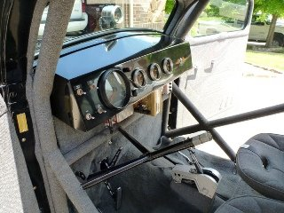 1952 Ford Anglia Fast 700+HP Full Roll Cage Black $53.7k For Sale (picture 4 of 6)