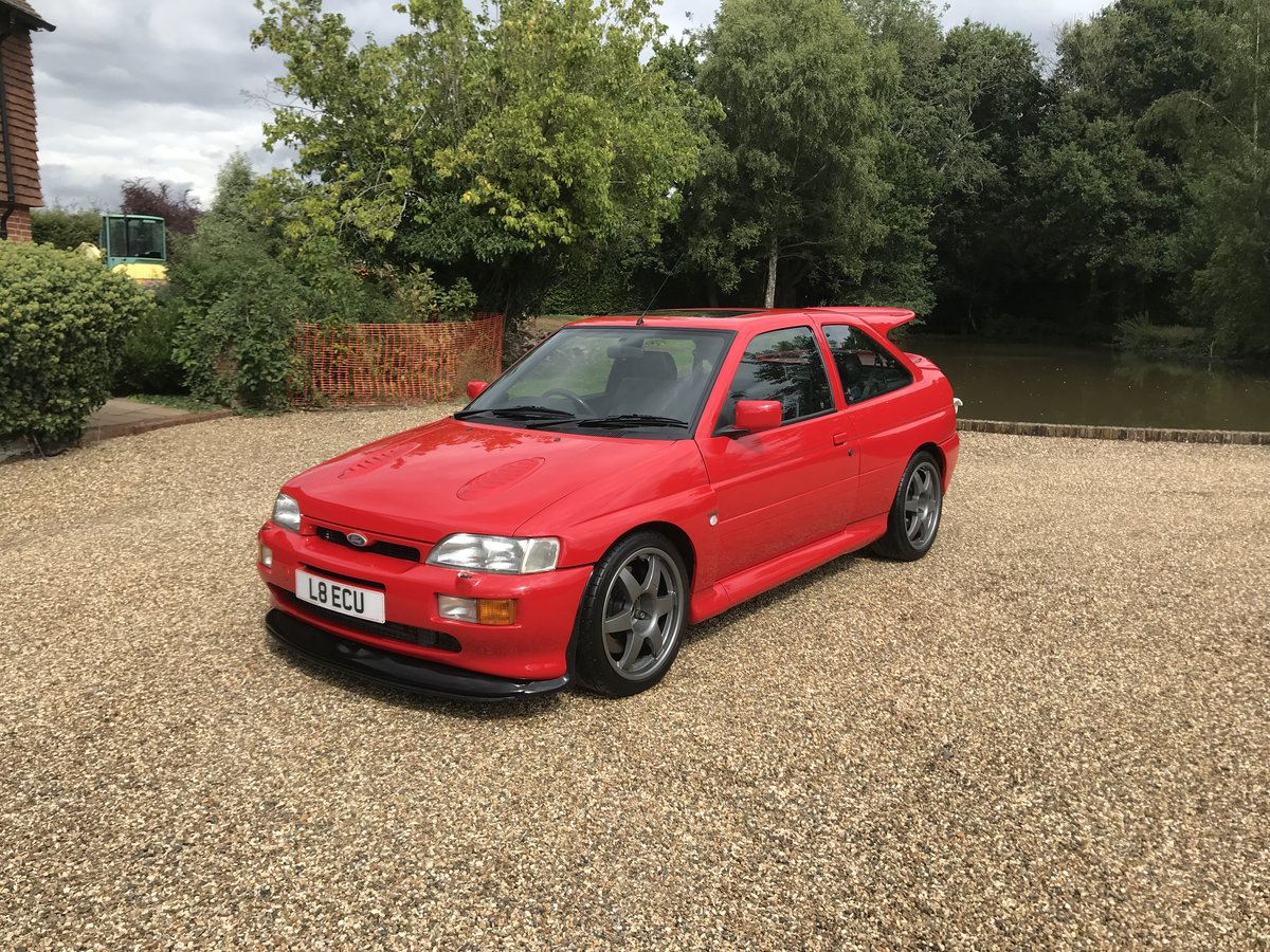 1994 *NOW SOLD* Ford escort RS cosworth  For Sale (picture 2 of 6)