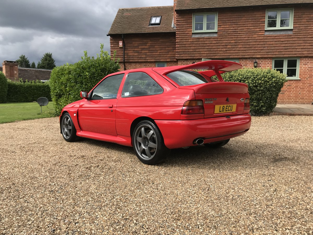 1994 *NOW SOLD* Ford escort RS cosworth  For Sale (picture 3 of 6)