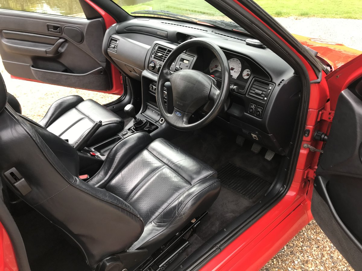 1994 *NOW SOLD* Ford escort RS cosworth  For Sale (picture 4 of 6)