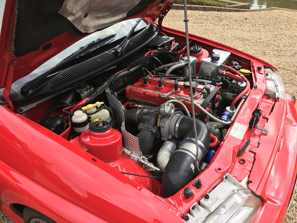 1994 *NOW SOLD* Ford escort RS cosworth  For Sale (picture 5 of 6)