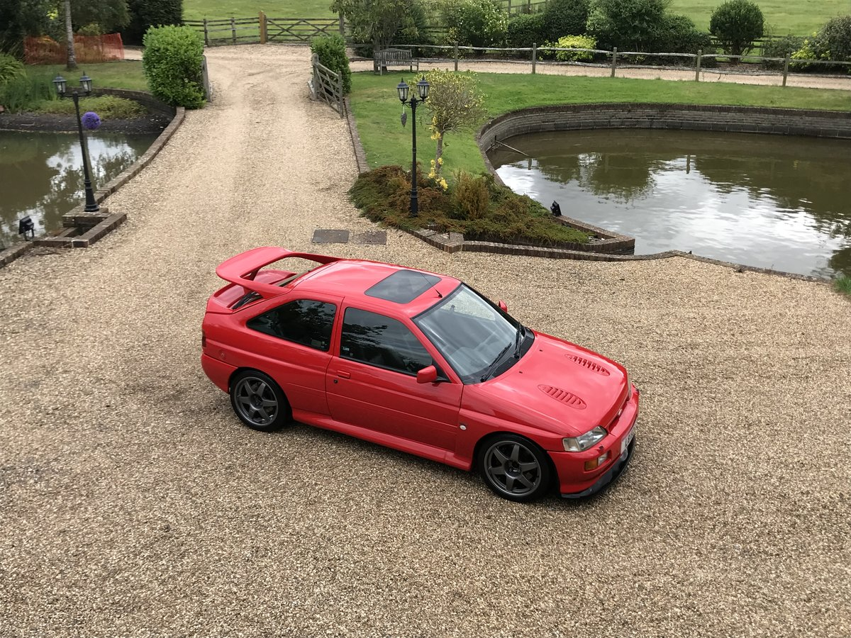 1994 *NOW SOLD* Ford escort RS cosworth  For Sale (picture 6 of 6)