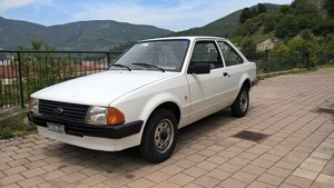 1980 Ford Escort 2 Door with 80,000 orig kms NEVER RESTORED For Sale