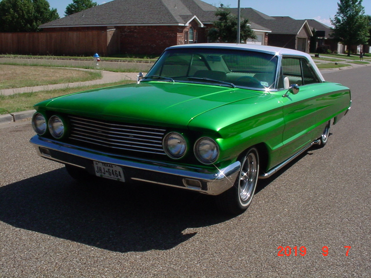 1964 Ford Galaxie 500 FULL CUSTOM For Sale (picture 1 of 6)