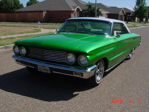 1964 Ford Galaxie 500 FULL CUSTOM For Sale