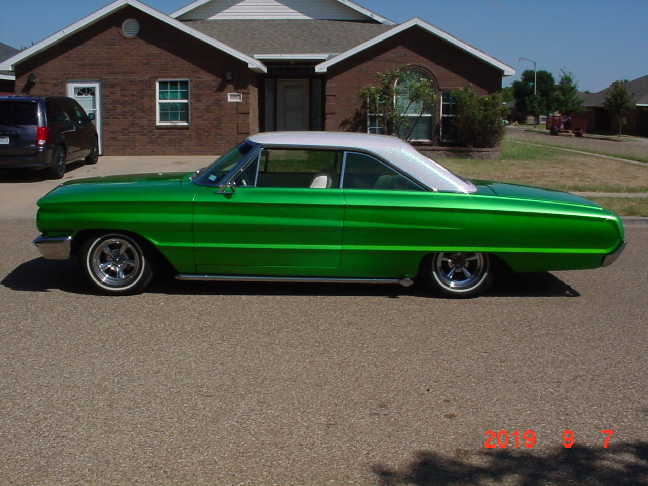 1964 Ford Galaxie 500 FULL CUSTOM For Sale (picture 2 of 6)