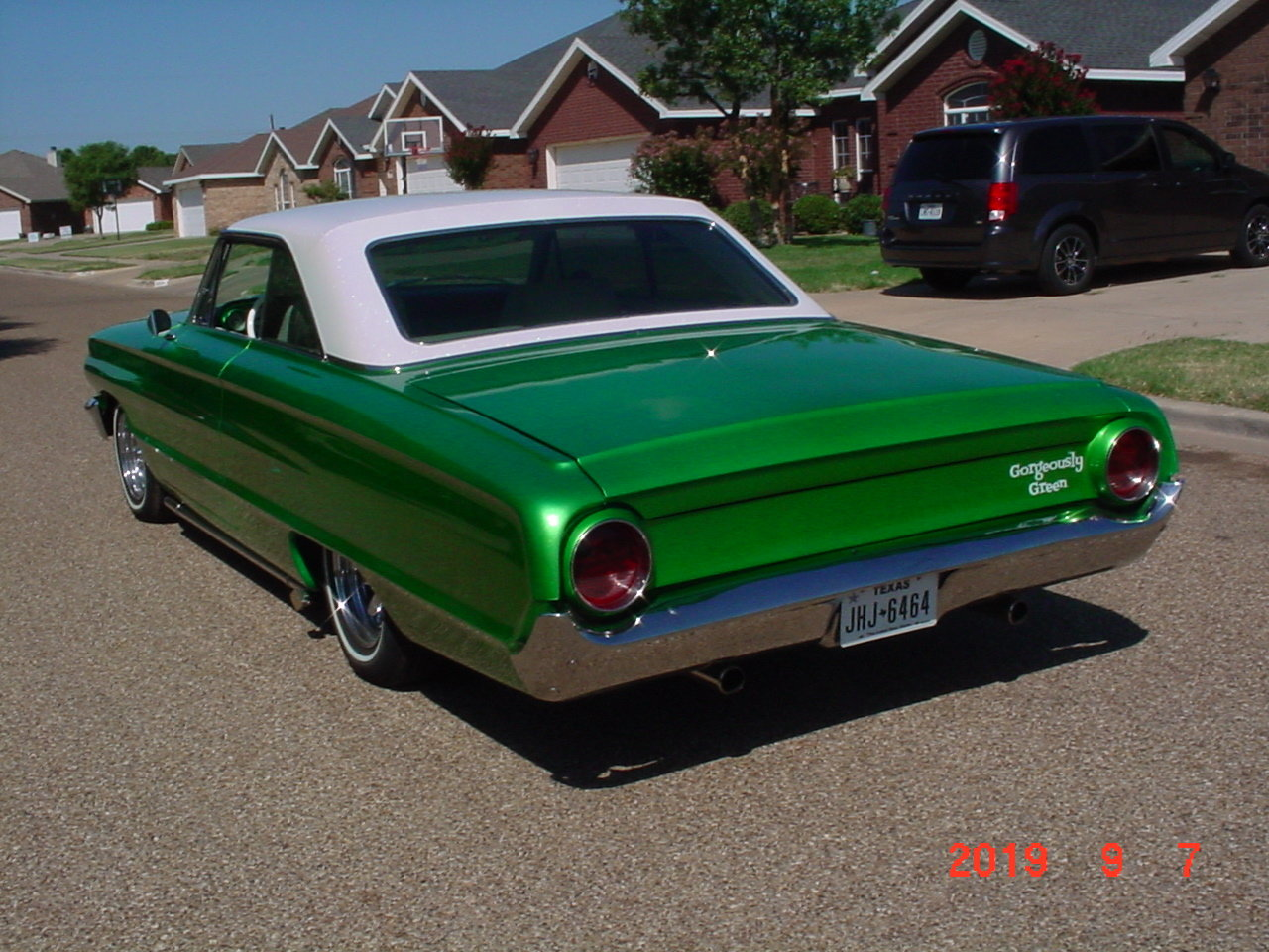 1964 Ford Galaxie 500 FULL CUSTOM For Sale (picture 4 of 6)