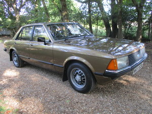 1981 Ford Granada ONLY 2 OWNERS FROM NEW For Sale