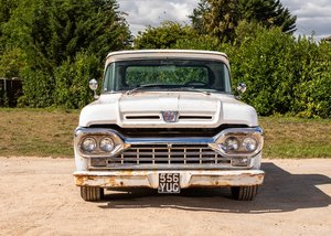 1960 Ford F100 Pick-Up For Sale by Auction
